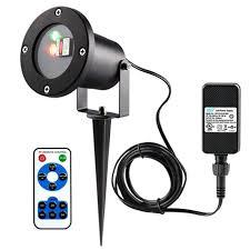 remote control christmas lights holigoo outdoor laser light with remote control christmas laser