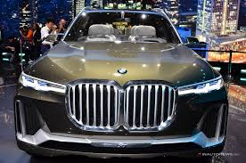 2018 bmw x7 iaa frankfurt 2017 02 images video this is the bmw