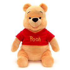 winnie the pooh winnie the pooh medium soft