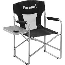 folding directors chair with side table u2013 heavy duty folding