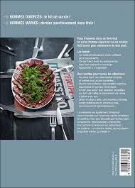 livre de cuisine pour homme la cuisine du divorcé egalement recommandé aux hommes mariés qui