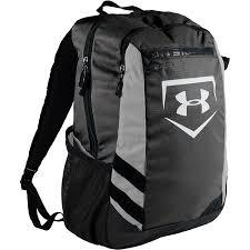 amazon com under armour hustle bat pack black uasb hbp bk sports