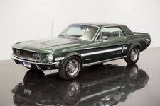 1968 ford mustang black 1968 ford mustang coupe ebay