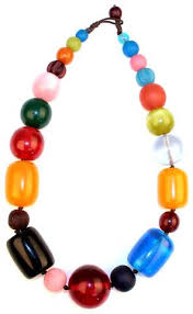resin necklace wholesale images Resin beads necklaces wholesale bali jpg