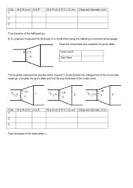 gauge worksheet teacherlingo com