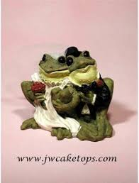 toads on wedding cake toppers google search cake toppers