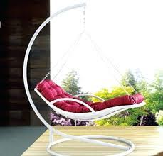 swing chair indoor medium size of modern bedroom hammock swing