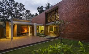 gallery of brick house architecture paradigm 7