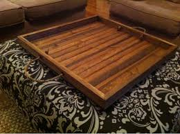 Build A Solid Wood Table Top Local Woodworking Clubs Wooden Table by Best 25 Tray For Ottoman Ideas On Pinterest Trays For Coffee
