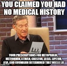 Medical Memes - maury lie detector meme imgflip