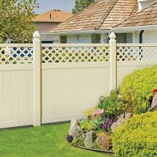 fencing fence materials lowes white vinyl fence lowes lattice