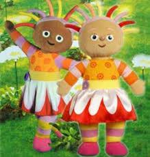daisy u0027s whitewash bbc race row night garden doll u0027s pale face