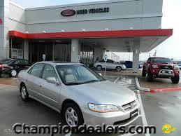 1999 honda accord silver 1999 satin silver metallic honda accord ex v6 sedan 58238652