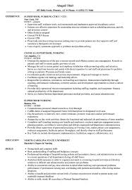 nursing resume with experience supervisor nursing resume sles velvet jobs