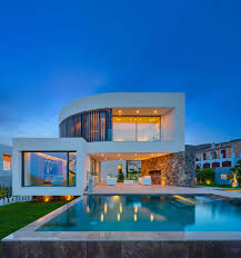 captainsparklez house in real life house finestrat by gestec modern architecture pinterest