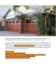 Overhead Door Safety Edge Overhead Garage Door Opener Edmonton Ppi