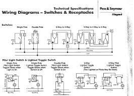 wiring diagram dual light switch single pole light switch diagram