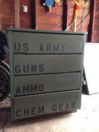My Sons Dresser For His Army Camo Theme Room Boy Room Ideas - Army bedroom ideas