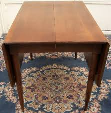 drop leaf cherry dining room table dining room tables
