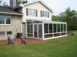 Patio Enclosures Nashville Tn by Sunroom Ideas On A Budget All Dreamspace Patio Enclosures And