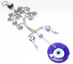 hanging home decor amazon com turkish blue evil eye nazar life tree amulet wall