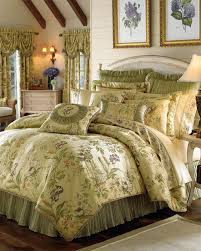 Rose Tree Symphony Comforter Set Amazon Com Croscill Iris Comforter Set King Multi Croscill