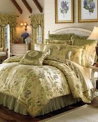 amazon com croscill iris comforter set king multi croscill