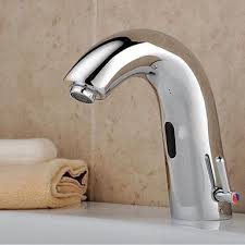 Touch Sensor Faucet 41 Best Automatic Faucets Images On Pinterest Bathroom Sink Taps