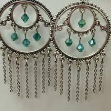 Black Bead Earrings Bronze Chandelier Red Chandelier Earrings Antique Bronze By Chancesbeadsnwires