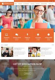 bt education a premium nonprofit joomla theme free download