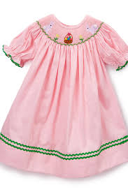 Easter Clothes For Baby Boy Smocked Dresses For Easter Southern Living