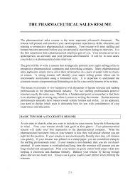 sample resume for entry level pharmaceutical sales rep
