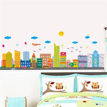 New Year Bed Decoration by Cloud Wall Mural Promotion Shop For Promotional Cloud Wall Mural