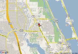 port st fl map map of inn port st port