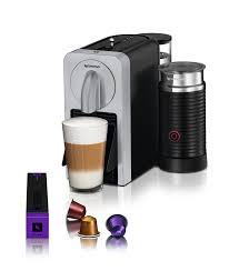 nespresso siege koenig prodigio silver machine à café nespresso bluetooth