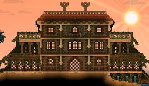 starbound houses building ship the republic of san leone chucklefish forums