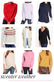 best sweater best sweaters on amazon and more picks winter weather wardrobe