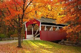 laurel highlands guide leaf peeping u0026 covered bridges