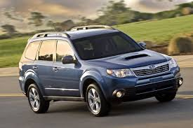 subaru suv sport top 10 crossover suvs in the 2013 vehicle dependability study
