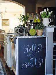 chalkboard in kitchen ideas kitchen chalkboard wall ideas how to make a kitchen chalkboard