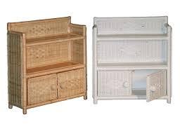 Bathroom Wicker Furniture Wicker Bathroom Cabinet