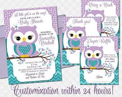 owl themed baby shower owl baby shower etsy