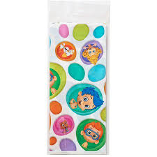 in party supplies guppies plastic table cover 54 in x 96 in party