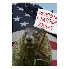 groundhog day cards groundhog day card zazzle