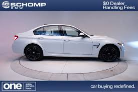 new 2018 bmw m model m3 sedan 4dr car in 1b80374 schomp