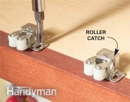 Cabinet Door Roller Catch by Kitchen Cabinets 9 Easy Repairs Family Handyman