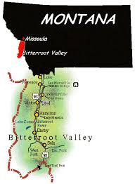 bitterroot mountains map valley info bitterroot riverhouse fly fishing on the