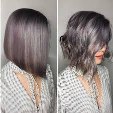 trendy grey hair 2017 s short grey granny hair trend the best short hairstyles