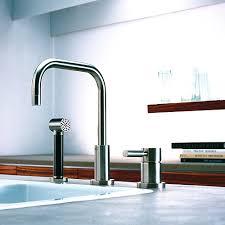 High Low Dornbracht Vs Grohe Kitchen Fa Dornbracht Meta 02 Kitchen Faucet Faucets Pinterest Kitchen