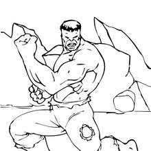 incredible hulk coloring pages furious hulk coloring pages hellokids com